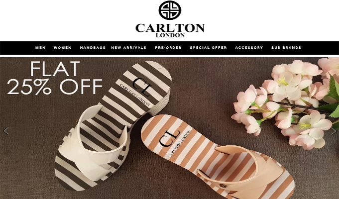 Carlton London to boost e-commerce ops in India