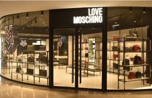 Love Moschino opens flagship store in Mumbai