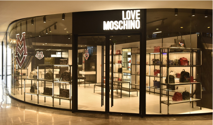 Love Moschino opens flagship store in Mumbai