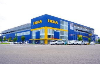 IKEA showcases product range for children