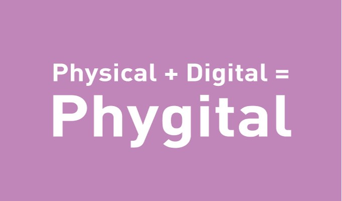 Phy-gital Experiences: A convergence between digital & physical worlds for the hyper-connected consumer