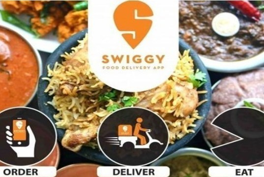 Swiggy raises US $210 million from Naspers, DST Global