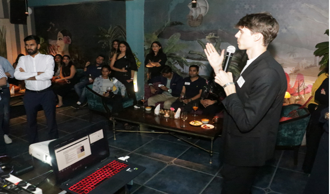 French company starts fashion networking events in India