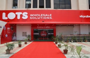 LOTS Wholesale Solutions unveils its first India store in New Delhi