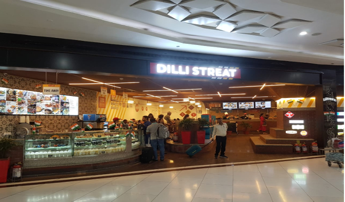 Delhi Airport gets its fourth Dilli Streat, by Travel Food Services
