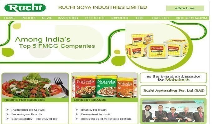 Ruchi Soya lenders approve Adani Wilmar's Rs 6,000 crore bid