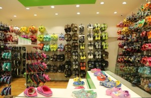 Crocs to cross 100 stores mark in India by November