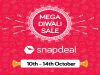 New buyers drive growth during Snapdeal's Mega Diwali Sale