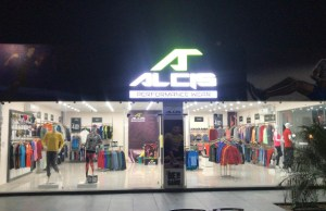 Alcis Sports opens its two new stores