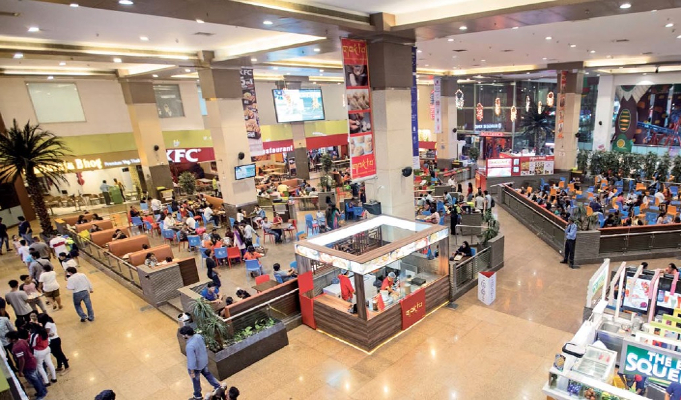 Food Courts: The recipe of success for malls