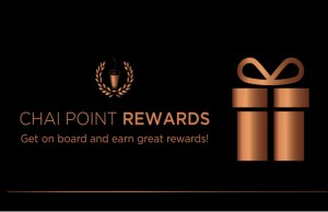 Chai Point launches its rewards program