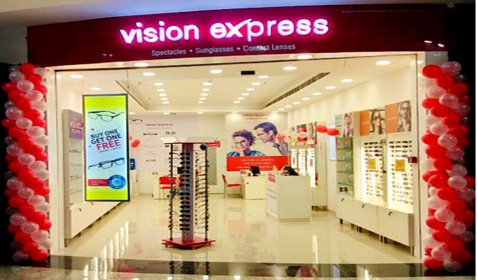 Reliance Vision Express expands presence in South India
