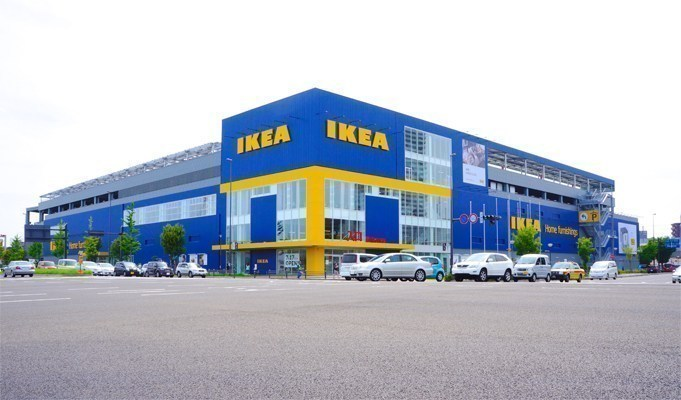 Looking at Omnichannel presence in India: IKEA