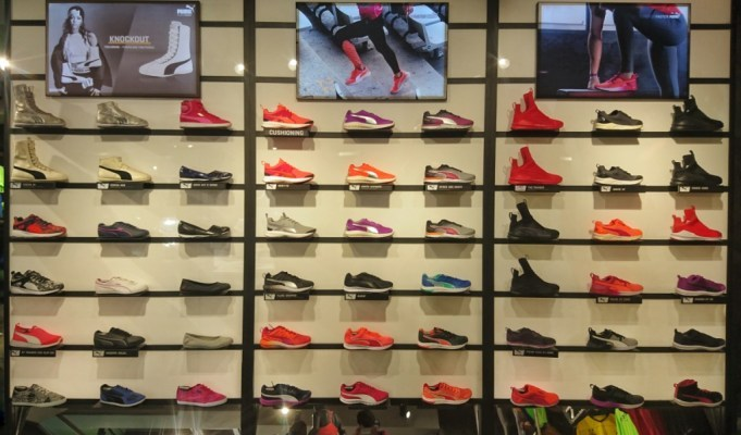 Puma pips rivals, becomes top sportswear brand in India