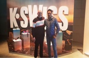 BFL Brand Folio introduces American tennis footwear brand 'K-Swiss' in India