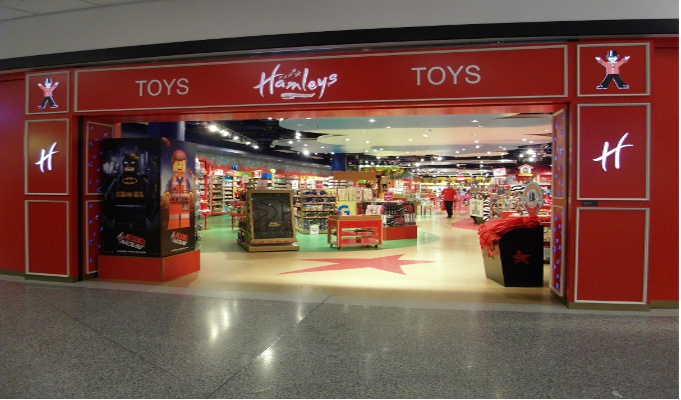 Reliance Industries acquires global toy firm Hamleys