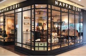 Nappa Dori debuts in European market; opens first store in London