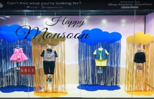 Shoppers Stop VM spreads the monsoon cheer