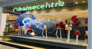 HomeCentre: Sale window opens on a extraterrestrial note