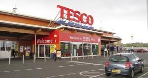 UK biggest retailer Tesco axes 4,500 supermarket jobs