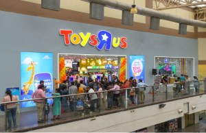 "Toys""R""Us expands into Northern India with its first store at Mahagun Metro Mall"