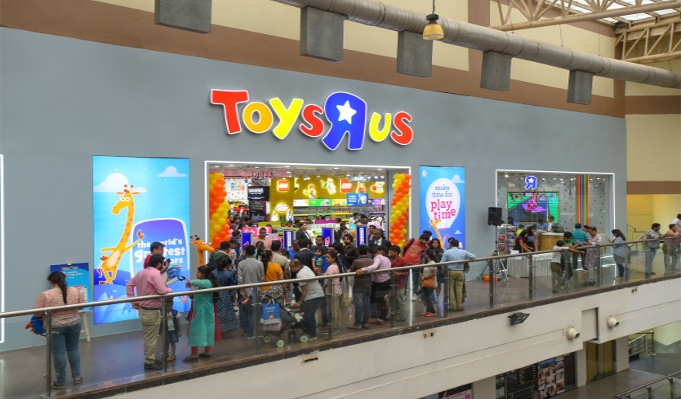 """Toys""""R""""Us expands into Northern India with its first store at Mahagun Metro Mall"""