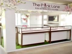 The Pink Lane launched at City Centre 1 Mall, Kolkata