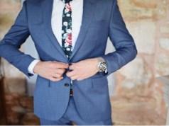 Men's suits segments witnesses sharp growth curve