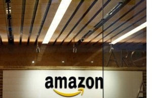 Amazon earnings fall for first time in two years