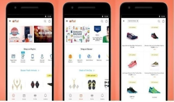 Paytm Mall narrows losses to Rs 1,171 cr in FY19