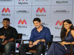 Cine Star Mahesh Babu launches his apparel brand, 'The Humbl Co.', on Myntra
