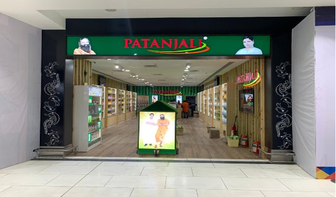 JHS Retail to exclusively set up Patanjali stores across all Indian Airports