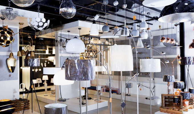 importance of lighting in retail