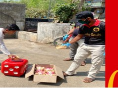 McDonald's India partners with Smiley Souls Foundation to deliver safe and hygienic food to the needy