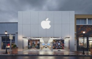 Nearly half of Apple retail stores now open globally