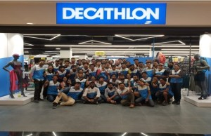 Decathalon introduces a range of zero-contact and safe shopping options as select stores re-open