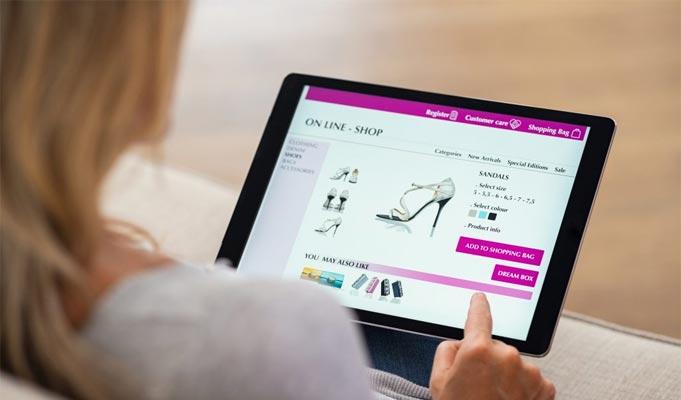 Fashion retail shifting online amid COVID-19 Black Swan event