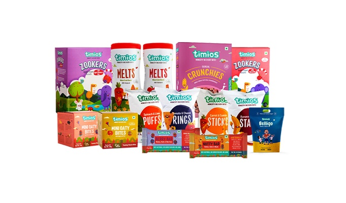 Children's healthy snack brand Timios launches WhatsApp based bot to directly connect with consumers