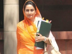 Waive fixed electricity charges for food processing industry during lockdown, says Harsimrat Kaur Badal