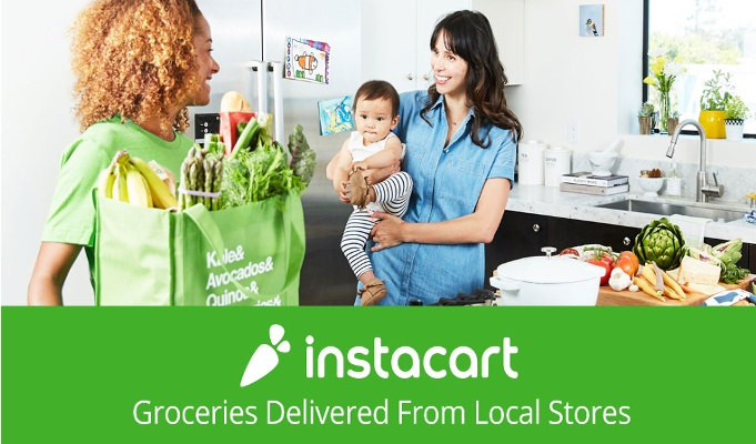 Instacart announces US$ 225 million in new funding led by DST Global, General Catalyst and D1 Capital Partners