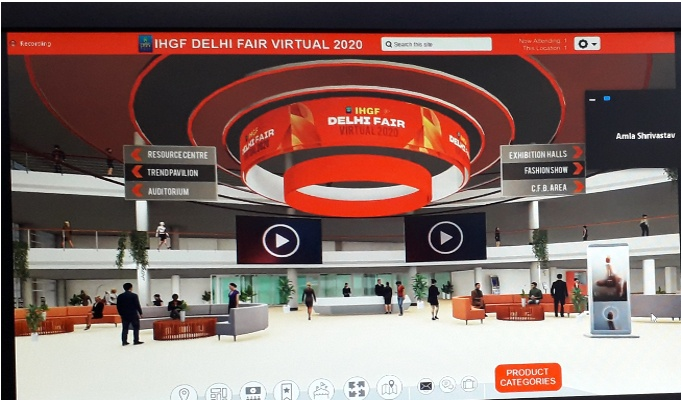 49th edition of IHGF Delhi Fair to go virtual