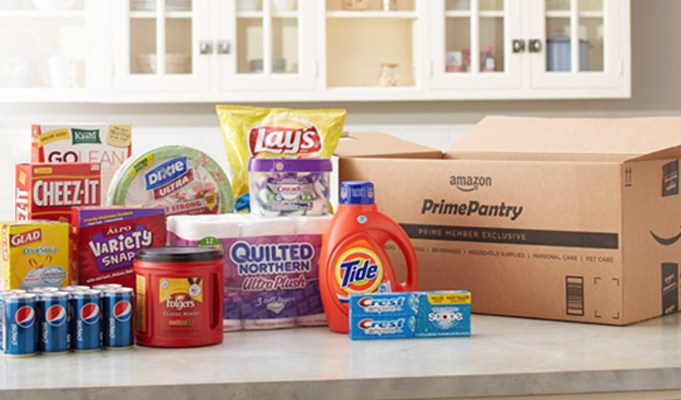 Amazon Pantry services expanded to over 300 cities in India