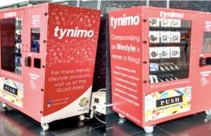 Tynimo rolls out digital vending machine for safety essentials at Kempegowda International Airport, Bengaluru