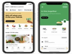 Uber introduces grocery delivery