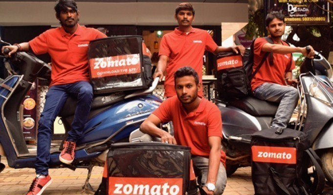 Zomato expects July net loss under mn as COVID-19 hits business