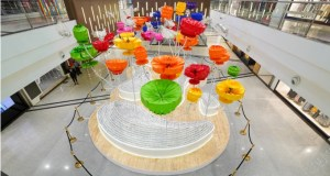 'Garden of Hope', 30-ft art installation to spread message of positivity and hope at Phoenix Marketcity