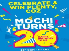 Mochi turns 20