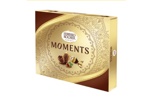 Ferrero expands portfolio with the launch of Ferrero Rocher Moments