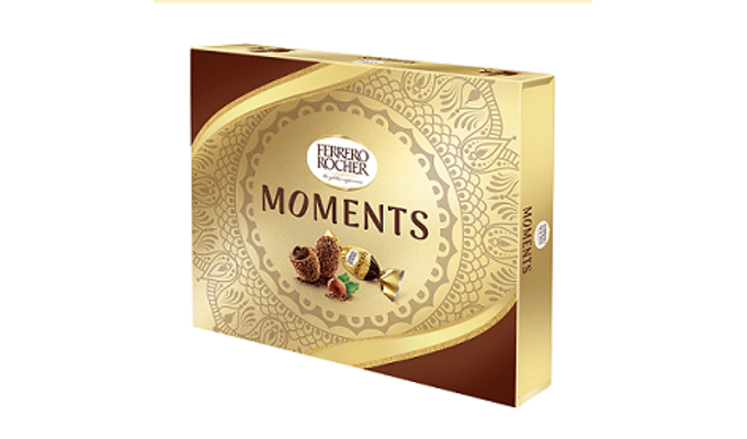 Ferrero expands portfolio with the launch of Ferrero Rocher Moments