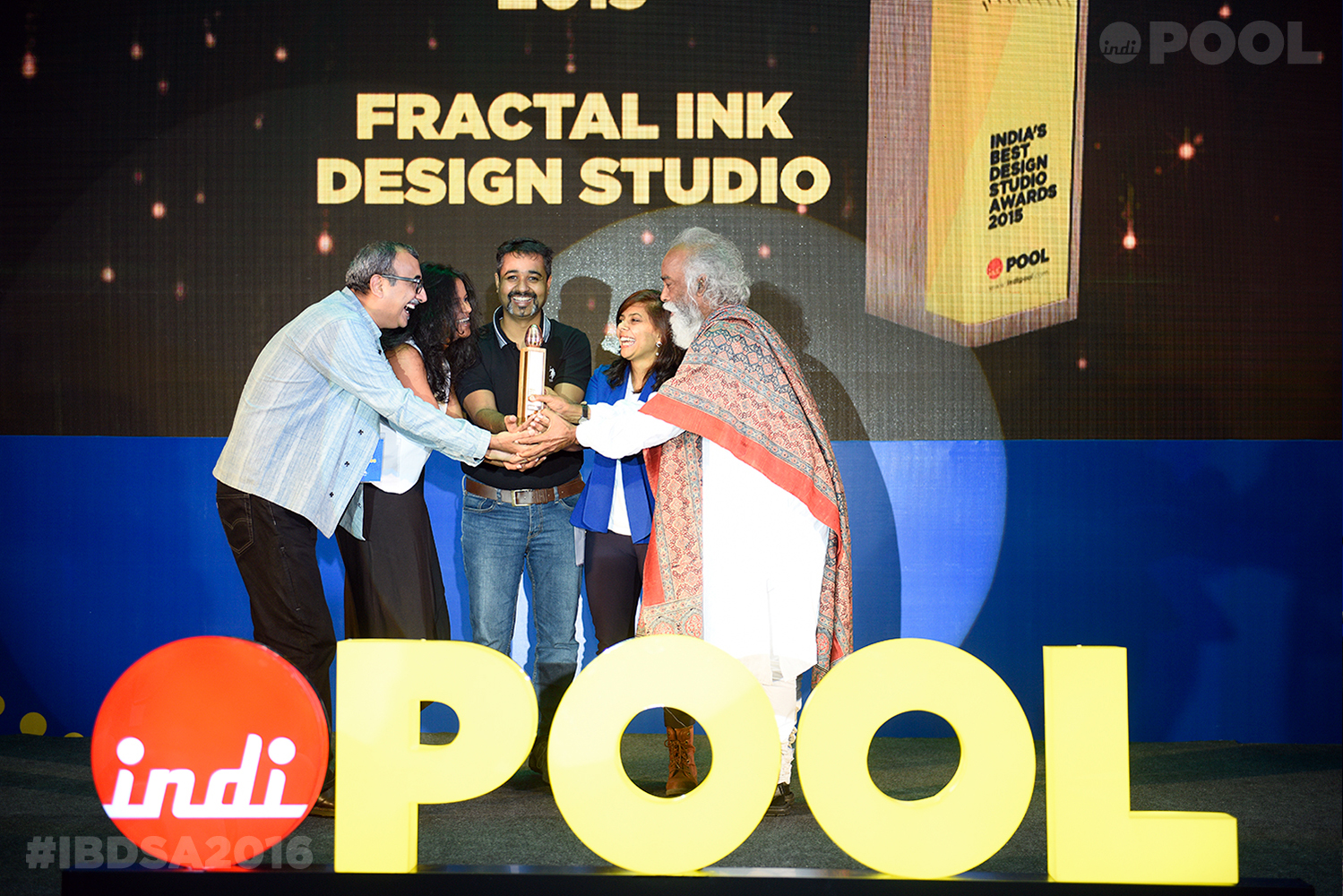 India's Best UX/UI Design Studio 2015 - Fractal Ink